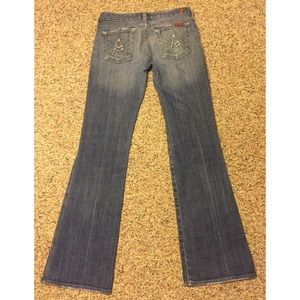 7 For All Mankind Jeans - 7 for all mankind jeans. Size 26