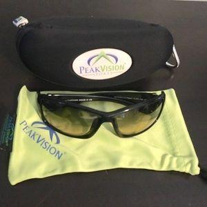 Peak Vision Sports Sunglasses