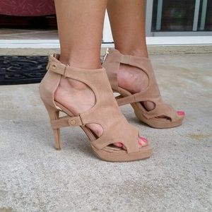 Shoes - Sexy Nude Heels