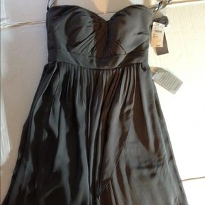 Jenny Yoo Luxe Chiffon Bridesmaid Keira Dress