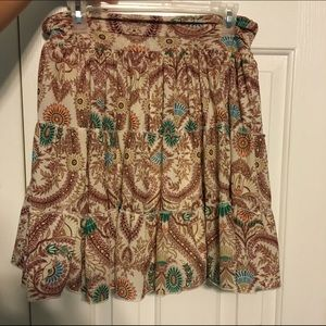 Amy Byer Dresses & Skirts - Flowey printed skirt