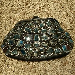 Gorgeous clutch! Never used!!