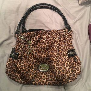 Gia Milani Handbags - Gia Milani leopard print bag