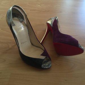 Christian Louboutin Shoes - New Christian Louboutin pumps sz 38