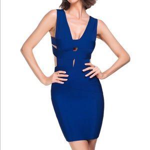 Dresses & Skirts - Little blue dress NWT