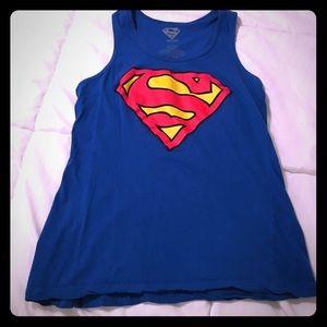 Superman (or woman!) tank top