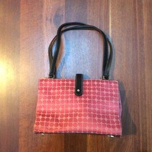Pink Kate Spade handbag