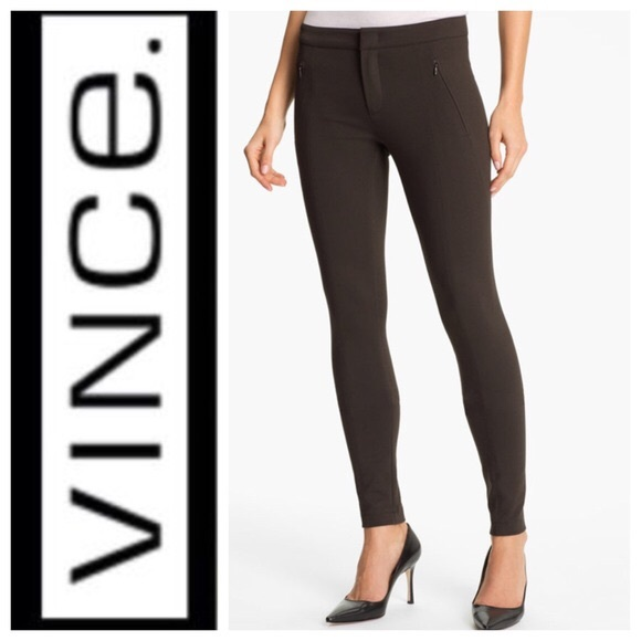 3ac460cea9bb2 Vince Pants | Sale Skinny Stretch Riding | Poshmark