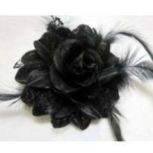 Black hair Rose
