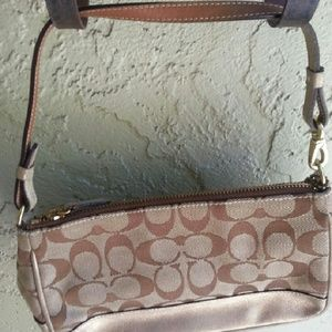 Coach wristlets , clutches handbag ,shoulder bag