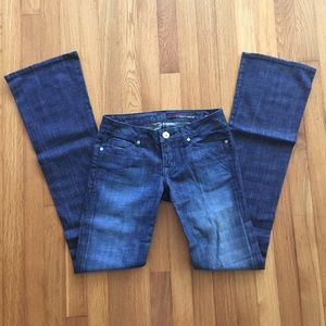NWOT People's Liberation denim jeans size 25