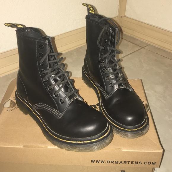 58b8e39bbb Dr. Martens Shoes | Dr Martens Airwair Boots | Poshmark