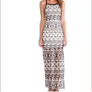 Dolce Vita Borna Aztec Print Dress