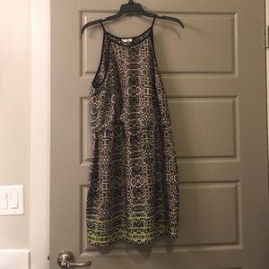 Dolce Vita Python print Dress
