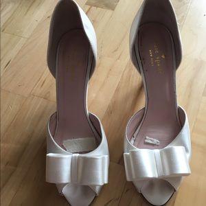 Kate spade wedding heels