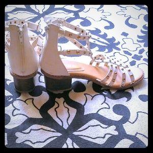 Leila Stone Gladiator Sandals