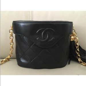 Authentic Chanel evening purse