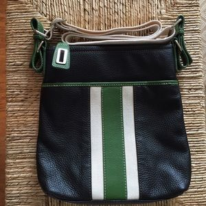 Cross Body Purse Leather Alfani