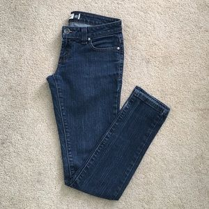 Anchor blue Pants - Anchor Blue Denim Skinny Jeans