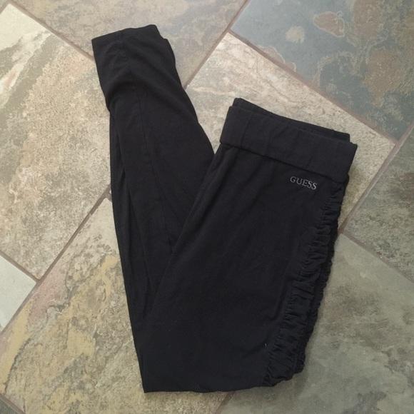 b534a90535612f GUESS Pants | Black Leggings | Poshmark