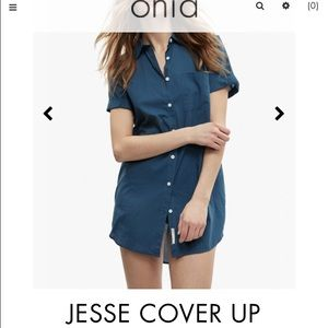 Onia Dresses & Skirts - Onia Cover Up (Brand New!)