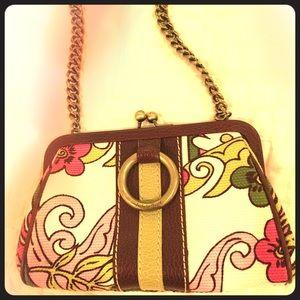 Isabella Fiore Handbags - Isabella Fiore chain handle purse