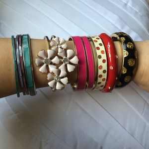 Charming Charlie Jewelry - Collection of bangles