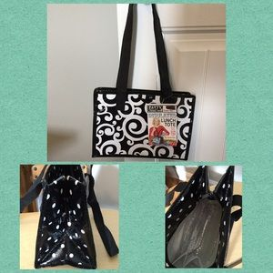 Patty Reed Accessories - 🍎Insulated Lunch Tote