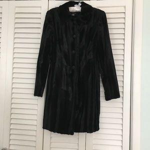 INC International Concepts Tops - faux fur coat