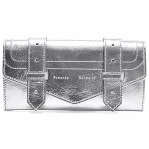 Proenza Schouler Handbags - PROENZA SCHOULER Metallic PS1 Continental Wallet