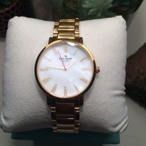 Kate Spade Grand Gramercy watch