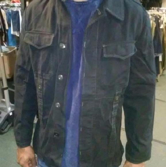 German Jackets Amp Coats Vintage Moleskin Jacket Size Med
