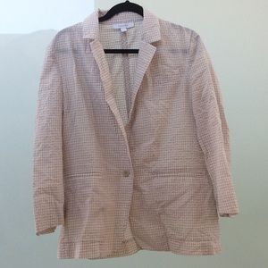 Karen Walker Jackets & Blazers - Checkered jacket
