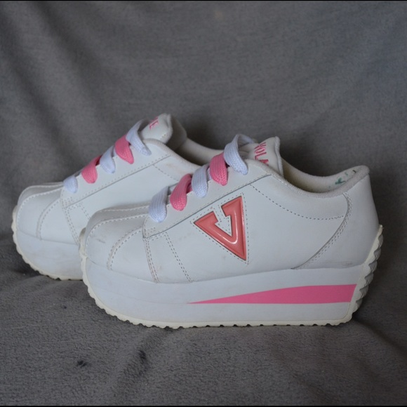 Volatile Shoes   Volatile Platform