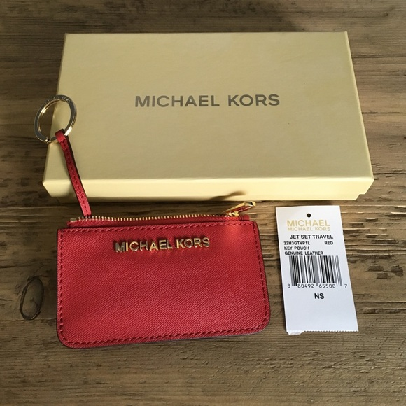 0cf9242332a1 Michael Kors Accessories | Jet Set Travel Key Pouch | Poshmark