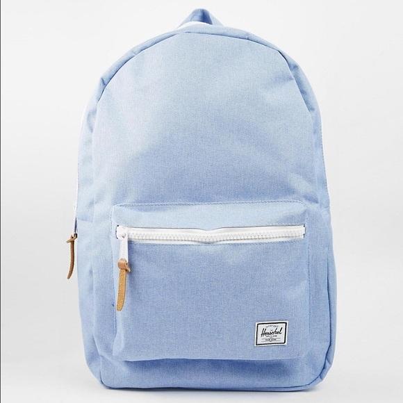 4bce16eafd0 Herschel Supply Company Handbags - Herschel Light Denim Backpack
