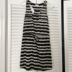 Black and White Bar III dress