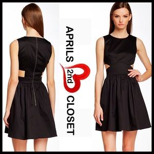 French Connection Dresses & Skirts - FRENCH CONNECTION CUTOUT SLIP DRESS