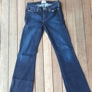 Paige Skyline Bootcut size 30