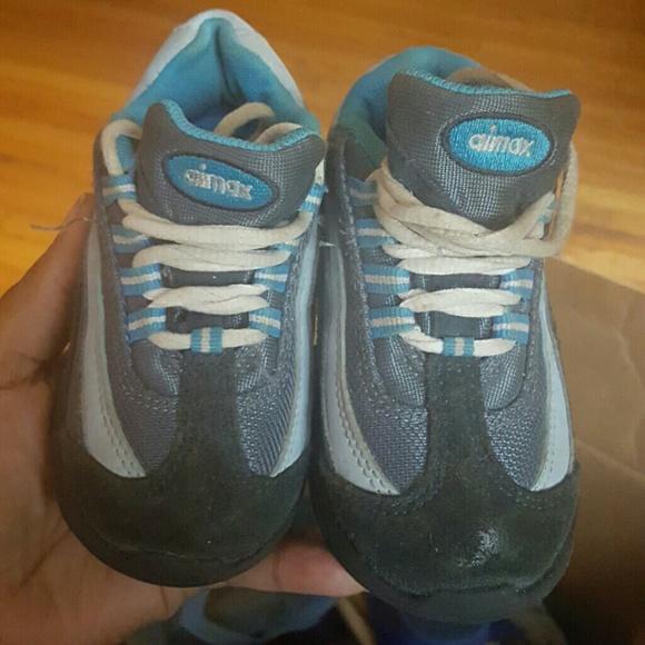 new arrival c8981 666c4 Toddler Boys Nike Air Max 95