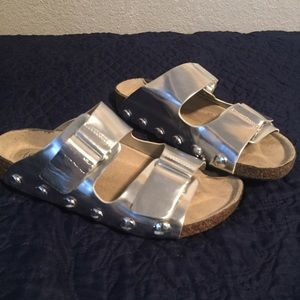 "Sam & Libby ""Ashland"" Studded Sandals"
