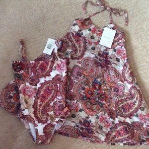 OndadeMar Other - Ondademar Girls Swimsuit and Dress Coverup.
