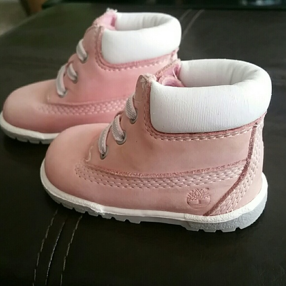 Host Pick Baby Girl Timberland Boots