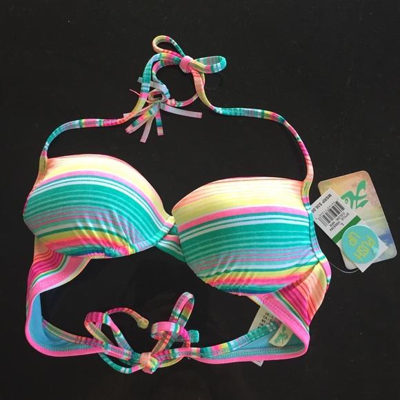 Hobie Other - Hobie push up bikini top