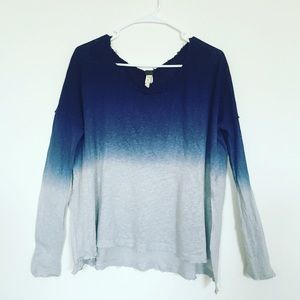 😍 HOST PICK! Free People Ombre tee