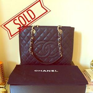 Chanel GST Tote