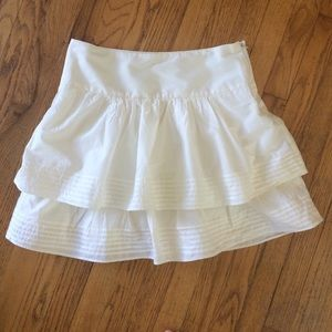 BR Tiered Skirt-like new!