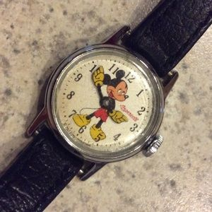 Ingersoll Accessories - 1971 Ingersoll Mickey Mouse Watch