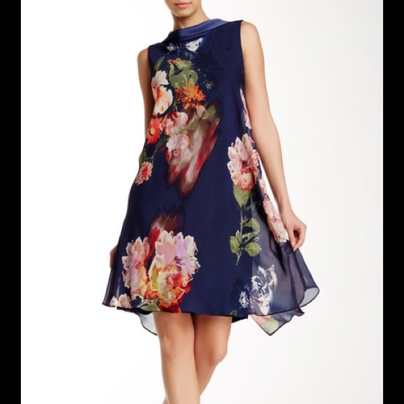 dae2a8ffb3f SL Fashions Sleeveless Flyaway dress