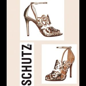 "Schultz Shoes - New Schutz ""Darleneh"" Dress Sandal"